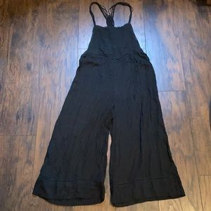 Urban Outfitters Out From Under Black Jumpsuit